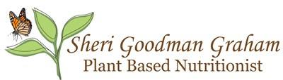 Sheri Goodman Graham   Plant Based Nutritionist