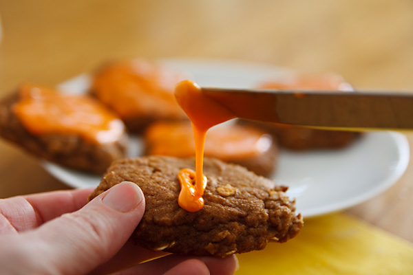 Fat Free Pumpkin Cookies