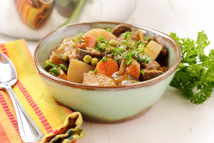 Beefless Stew