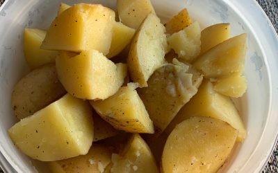 Feeling Hungry on a Plant- Based Diet? Eat Potatoes!