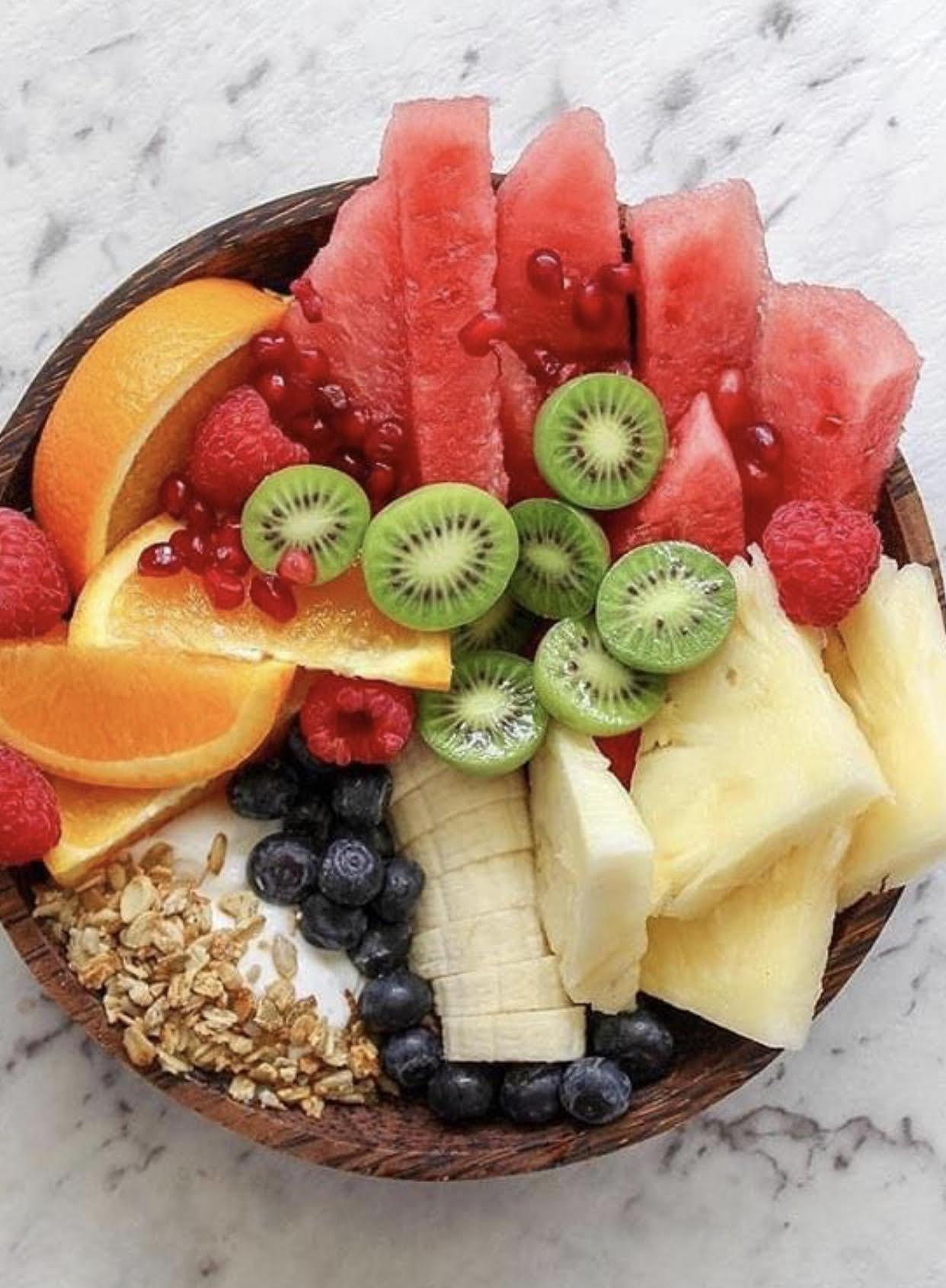 Summer Time Fruit Salad